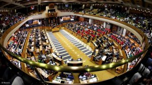 Mini Plenary – Debate on Vote 13: Women (E249)