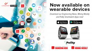 Polity.org.za is now available on your Smart Watch