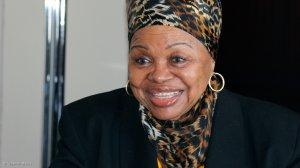Tambo Lenyoka : Lindiwe Mabuza