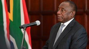 'This is no land grab', writes Cyril Ramaphosa