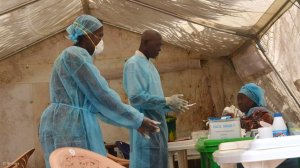 Two Ebola patients recover after receiving experimental virus in DRC