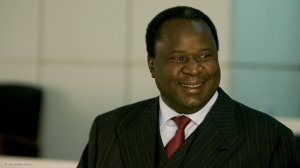 Mboweni sworn in as Finance Minister, after Ramaphosa accepts Nene's resignation