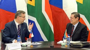 SA and Czech Republic hold meeting to discuss bilateral relations