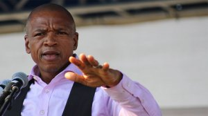 I never told municipalities to support VBS – Supra Mahumapelo