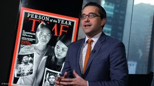 Time 'Person of Year' goes to journalists 'who've made the ultimate sacrifice in pursuit of truth'