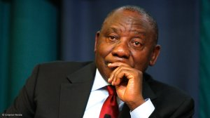 President Ramaphosa's New Year message