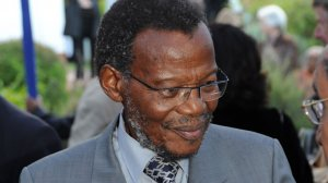 IFP: Prince Mangosuthu Buthelezi, Address by The IF Leader, during a wreath laying ceremony in honour of those who lost their lives during the Anglo-Zulu War's Battle of Isandlwana on 22/01/1879, Isandlwana KZN (22/01/2019)
