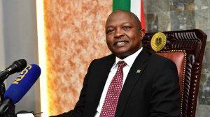 Mabuza reaffirms ANC's Reserve Bank nationalisation plan