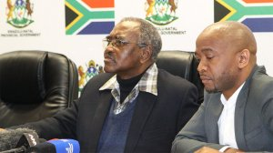 KZN Premiers delivers his last State of the Province Address