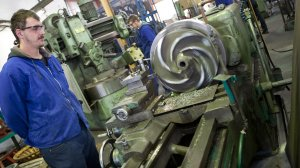 PROTECTIVE FEATURES This range has specialised protective features to ensure that the stator winding will never burn out
