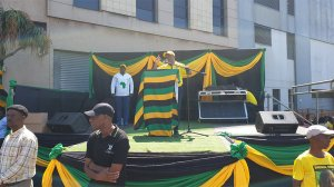 ANC in KZN has unveiled a countdown clock