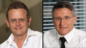 Glencore - Murray Houston and Japie Fullard