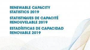 Capacity Statistics 2019