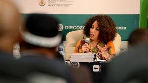 SA updates diplomats on anti-immigrant violence