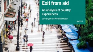 Exit from aid: an analysis of country experiences