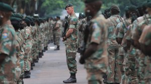 We'll try to stay as long as possible – SANDF on Cyclone Idai relief efforts