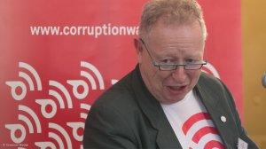 Corruption has eroded pillars of democracy – report