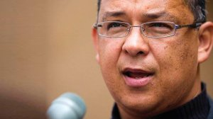 McBride to testify at Zondo commission while Msimanga leads picket outside
