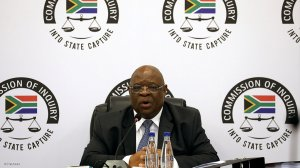 Zondo's brother's name pops up at State capture inquiry