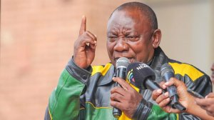 Ramaphosa gives Mashaba deadline to address issues in Alex