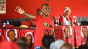 Malema comments are 'grand posturing of the EFF under the guise of electioneering'