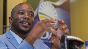 DA, Mmusi Maimane, Address by DA Leader, during his campaign trail at a public meeting in Rustenburg, North West (12/04/19)
