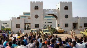 Sudan's military council promises civilian government after Bashir toppled