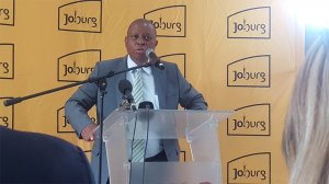 Mashaba accuses ANC of stoking service delivery protest fires in Joburg