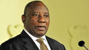 DA: Ramaphosa scared of debating Maimane