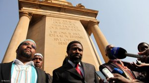Former justice spokesperson paid nearly R200K to help King Dalindyebo apply for presidential pardon