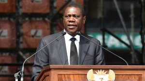 Mashatile denies integrity commission report exists