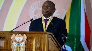 President Cyril Ramaphosa: Bestowal of 2019 National Orders (24/04/2019)