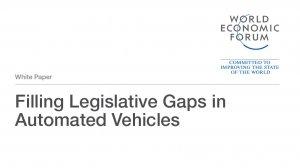 Filling Legislative Gaps in Automated Vehicles