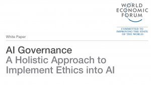 AI Governance: A Holistic Approach to Implement Ethics into AI