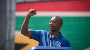 DA: Mmusi Maimane, Address by DA Leader, at the DA's Phetogo Final Rally at the Dobsonville Stadium in Soweto, Johannesburg (04/05/19)