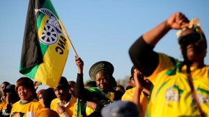 ANC takes commanding lead in South Africa's election but support ebbs