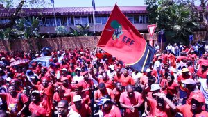 EFF on huge growth: 'Thank you, South Africa'
