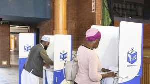 IEC: Electoral Commission on voter satisfaction survey