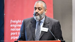 Mahomedy tackles locomotive costs, interest rate swaps at Zondo Commission