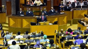 Ramaphosa's inauguration to cost R100m less than Zuma's in 2014