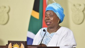 SA: Nkosazana Dlamini Zuma: Address by Minister in the Presidency, during the state of readiness for the Presidential Inauguration, Tshwane (16/05/2019)