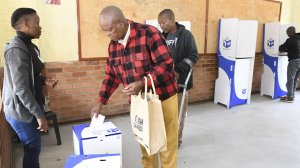 Most voters satisfied following elections, survey finds