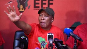 Malema accuses ANC of electoral fraud