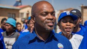 Msimanga elected DA Gauteng caucus leader
