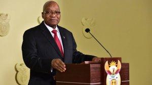 Zuma shows support for Zandile Gumede