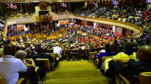Sixth democratic SA Parliament first sitting on Wednesday