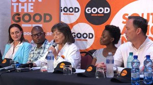 GOOD party chairperson steps down