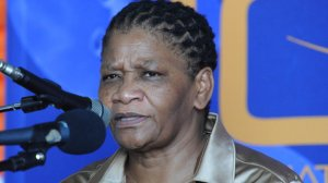 Thandi Modise elected Speaker of the National Assembly