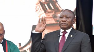 Address by President Cyril Ramaphosa on the occasion of the Presidential Inauguration (25/05/2019)