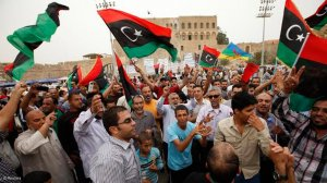 Renegade Libyan general accused of ordering assassination of Gaddafi's son